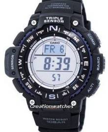 Casio Protrek Triple Sensor Digital SGW-1000-1A Watch