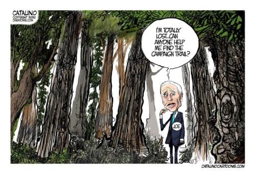 Lost without Jill Biden