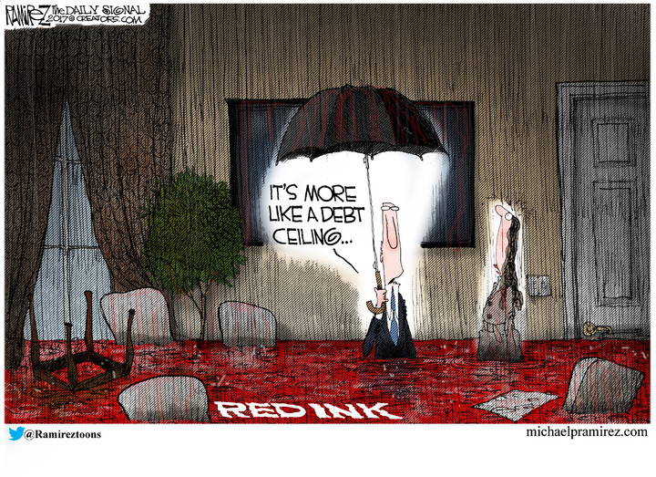 Michael Ramirez for Sep 08, 2017
