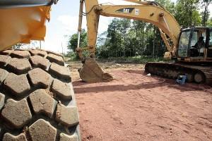 La carretera de Chilamate - Vuelta de Kooper es una de las prioridades del gobierno pero ya presenta atrasos. CRH.