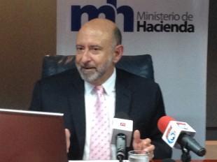 El ex ministro de Hacienda, Édgar Ayales, criticó las convenciones colectivas.  CRH.
