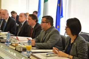 Juan Carlos Mendoza es el embajador en Nueva York, ante la ONU. (Imagen del Ministerio de Relaciones Exteriores)