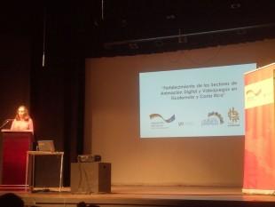 MCJ dio a conocer estudio sobre animación digital y videojuegos en Costa Rica.