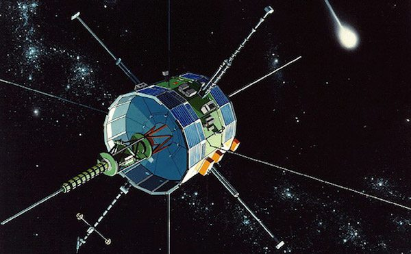 Update ISEE3 Project Team Announces the Space Probes Engines are Fired Up