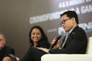 Anu Bhardwaj – CEO, Women Investing in Women and Kan Channmeta – Secretary of State, Kingdom of Cambodia