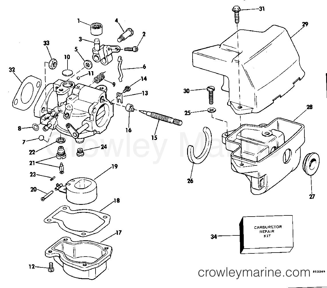 Carburetor 7 5