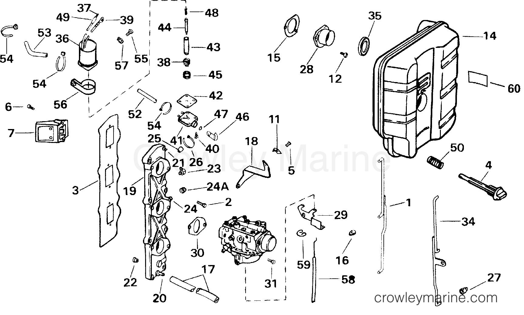 Intake Manifold And Air Silencer