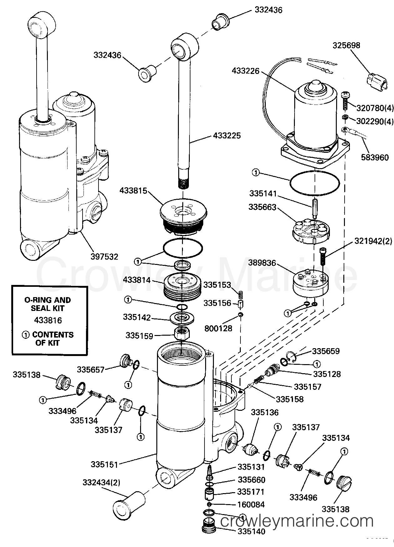 Power Tilt Amp Trim