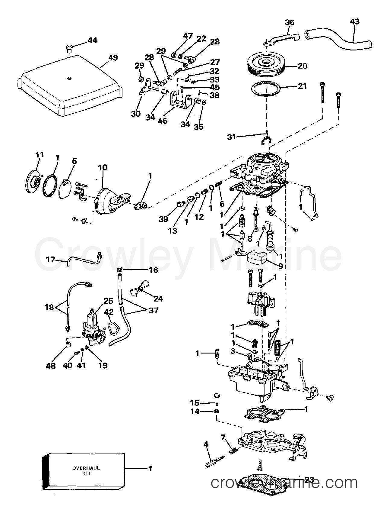 Carburetor Amp Fuel Pump