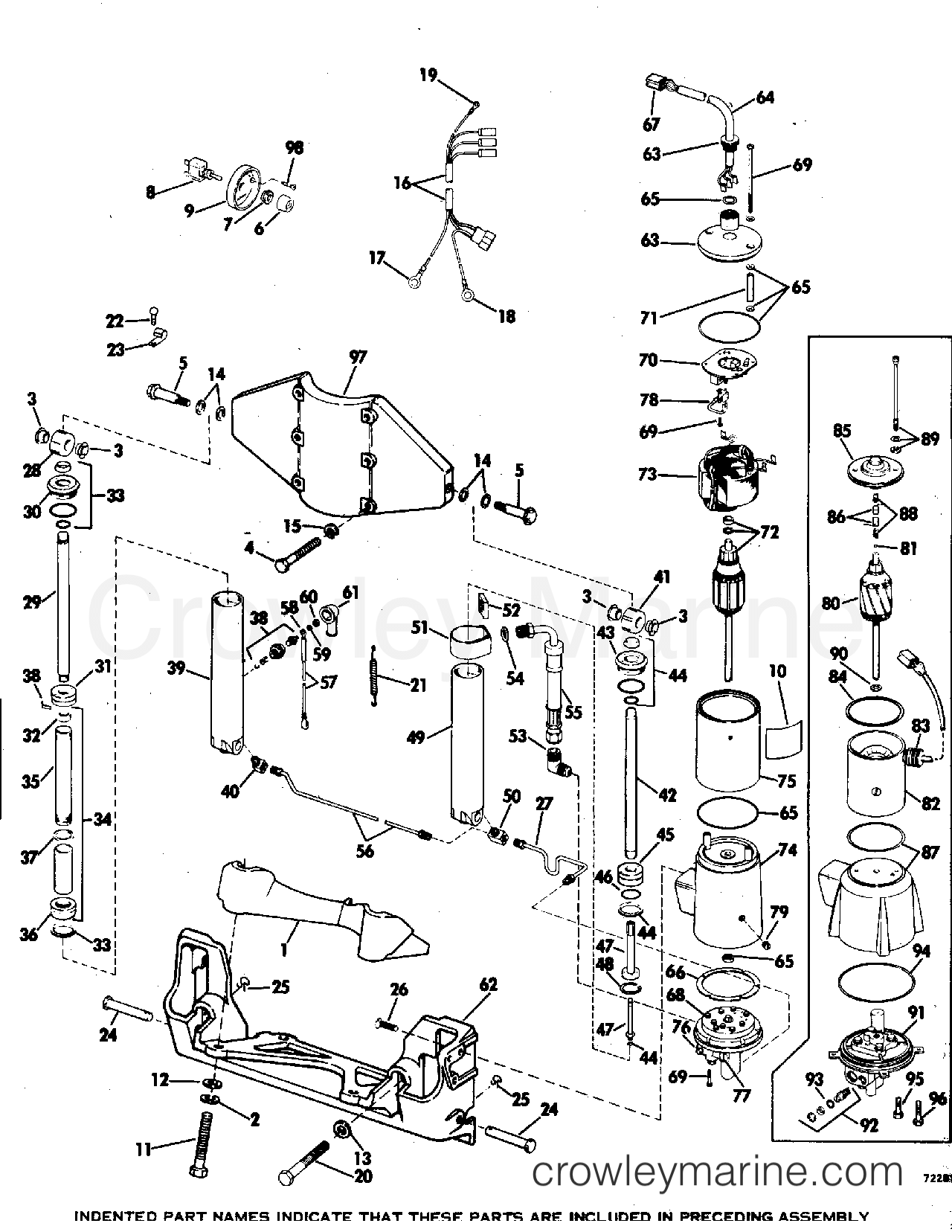 onan 5500 generator carburetor parts diagrams