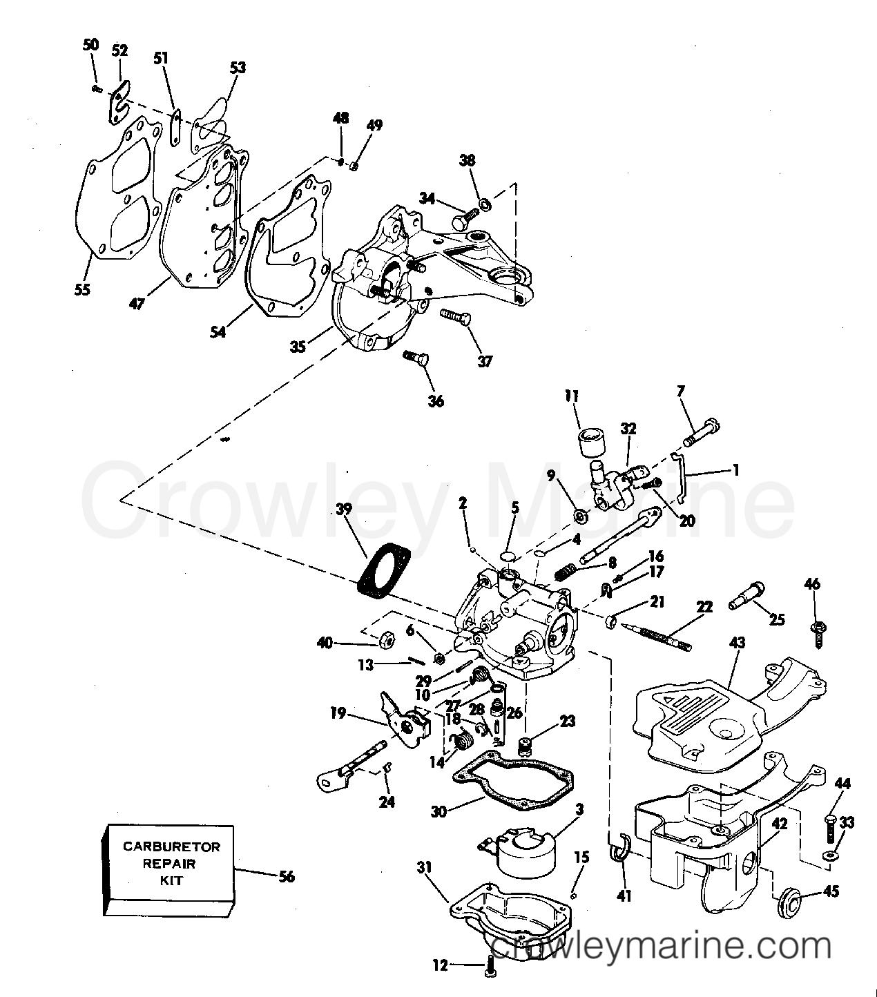Carburetor Amp Manifold