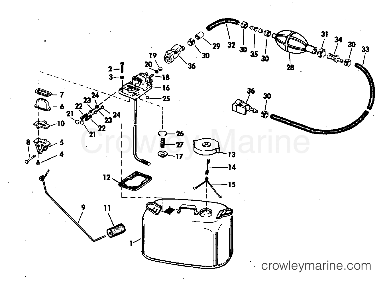 135esl73m johnson wiring diagram