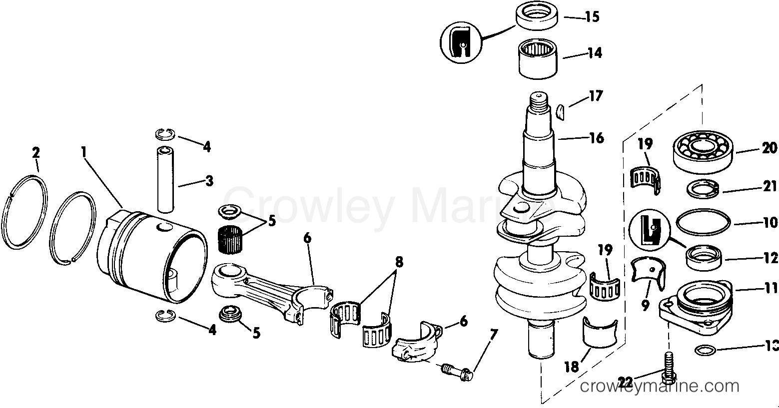 Crankshaft Amp Piston