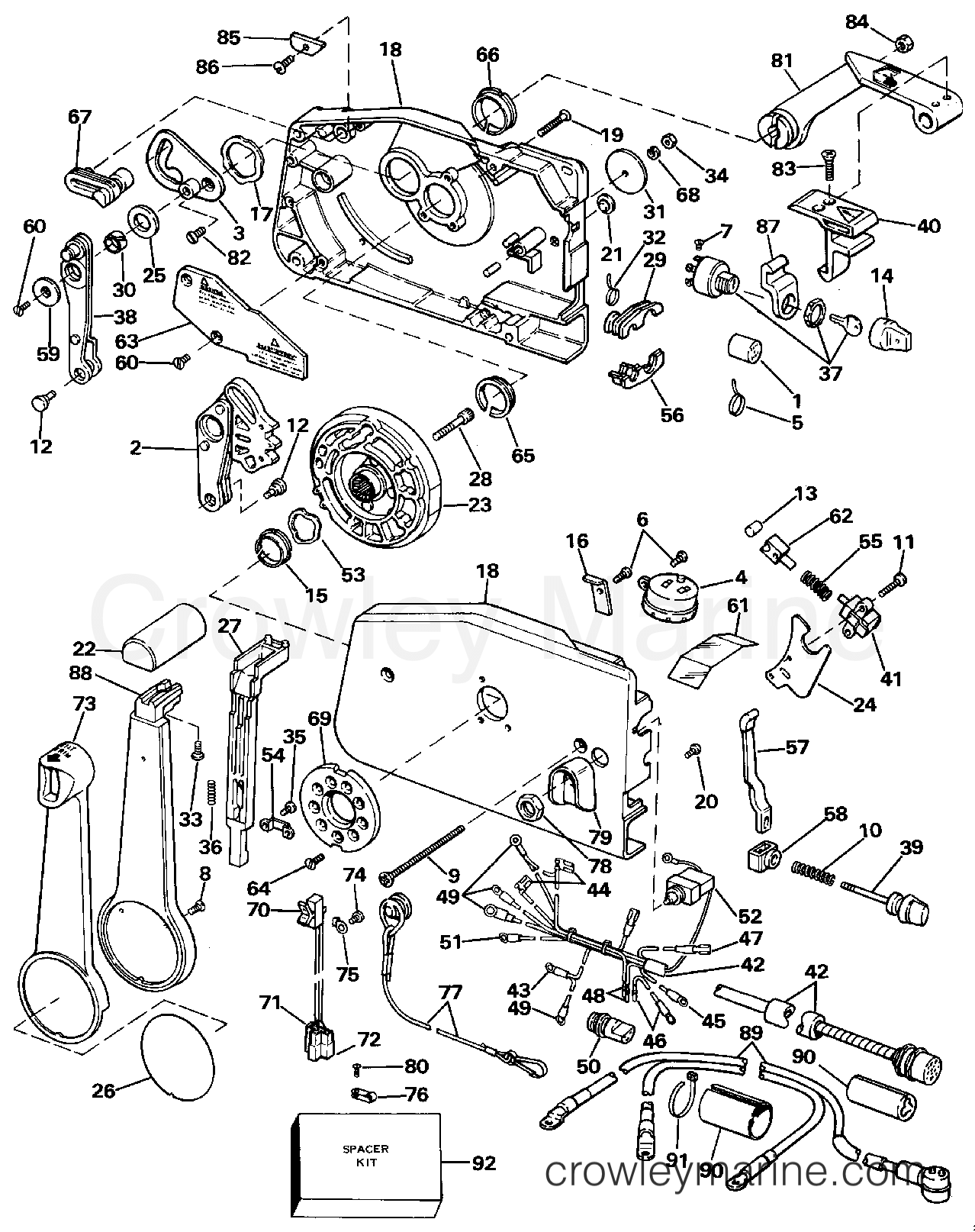 Johnson Control For Boat