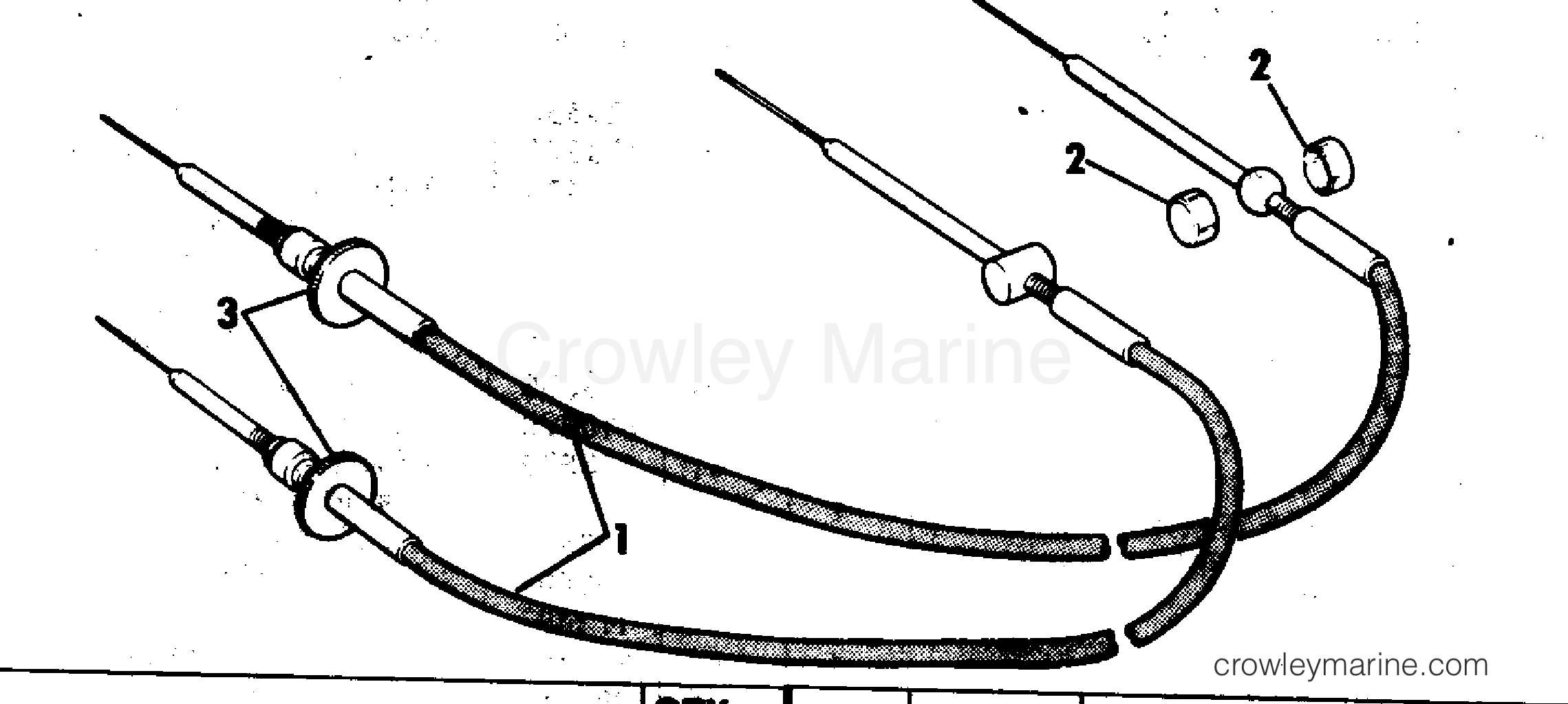Throttle And Shift Cables