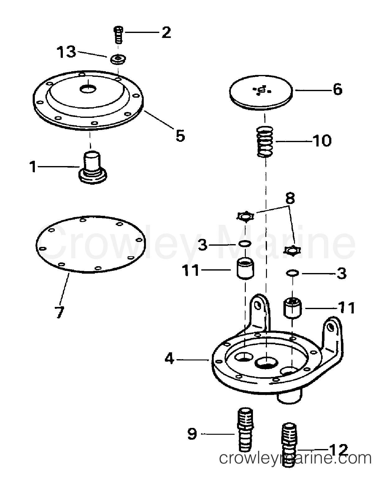 Barton Parts Primer Pump | Wiring Diagram Database