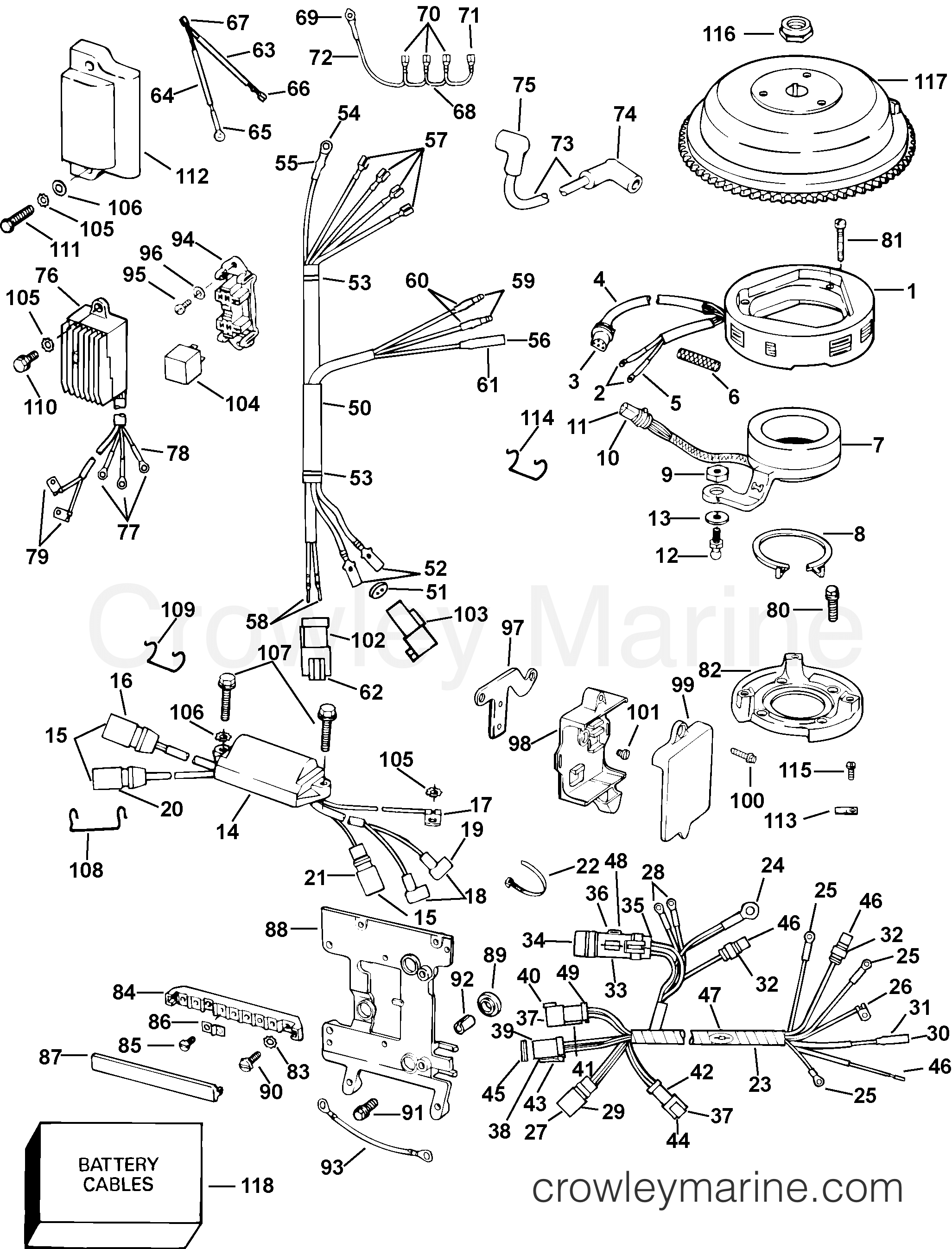Electrical Ignition System