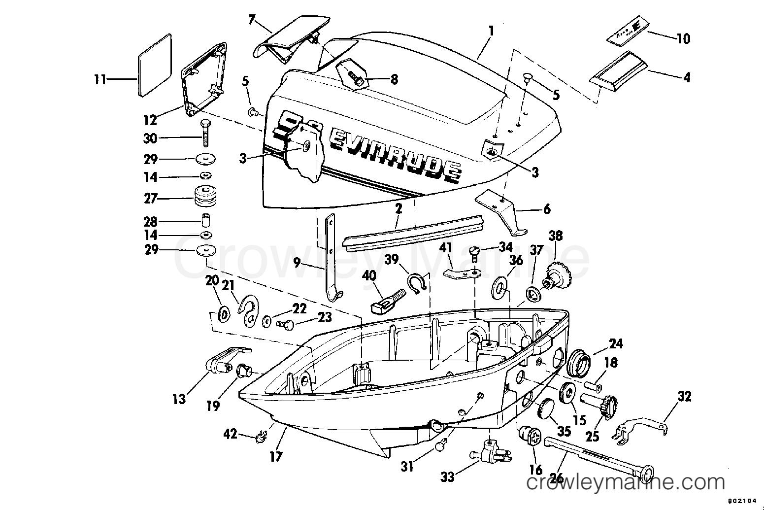 Motor Cover