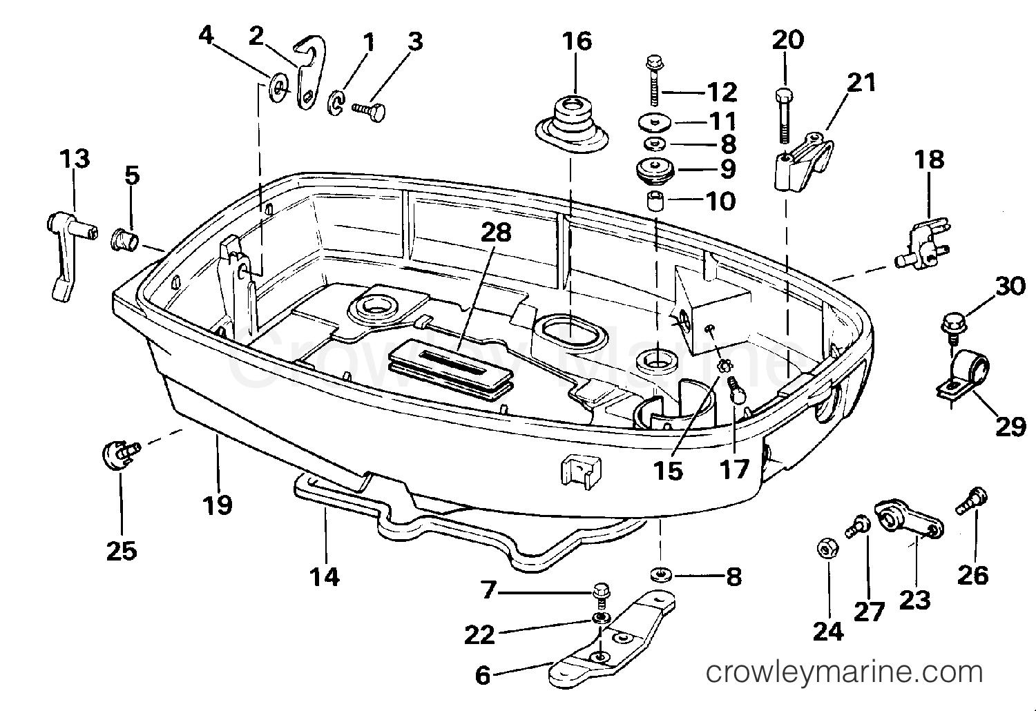 Lower Engine Cover