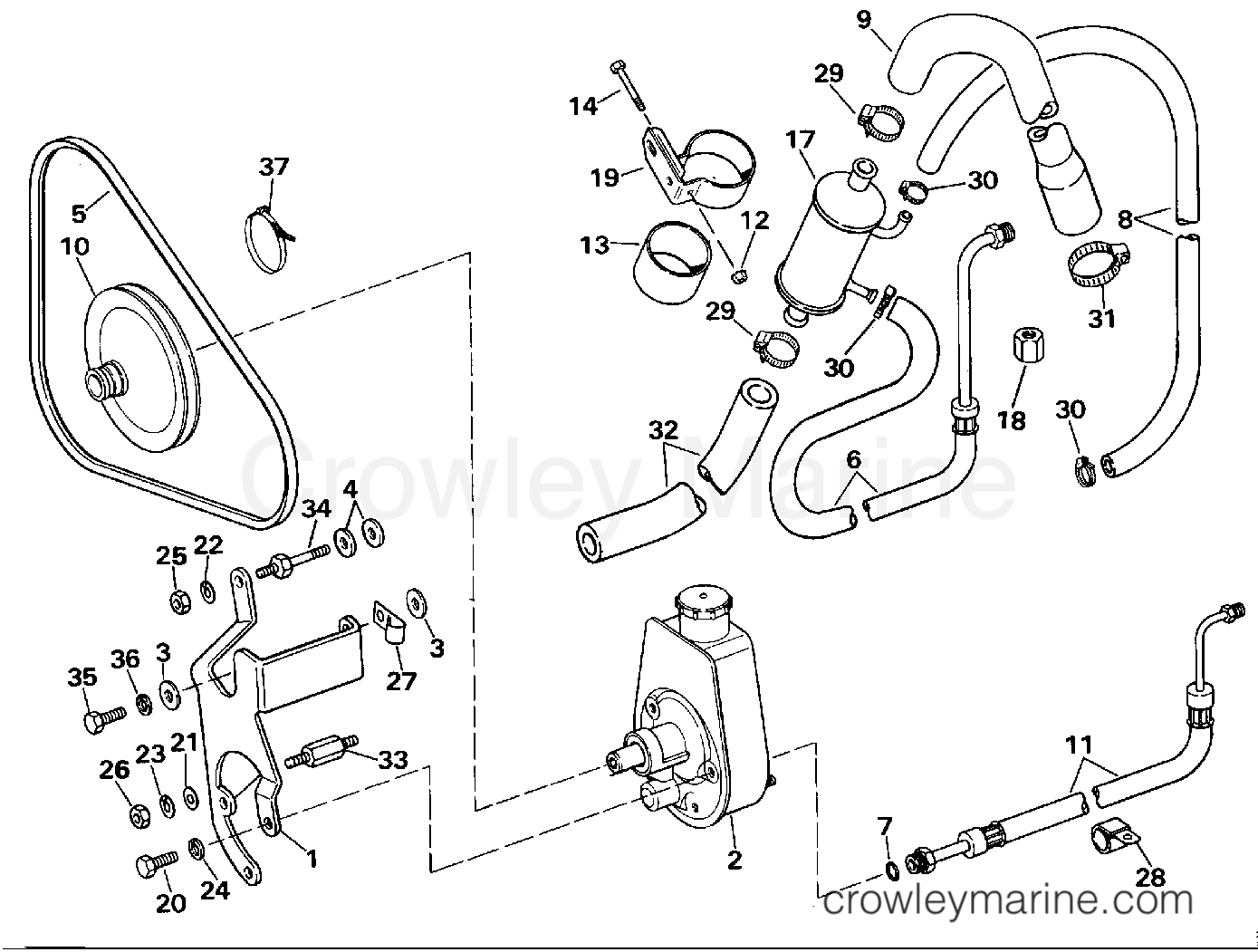 Evinrude Power Steering | Wiring Diagram Database