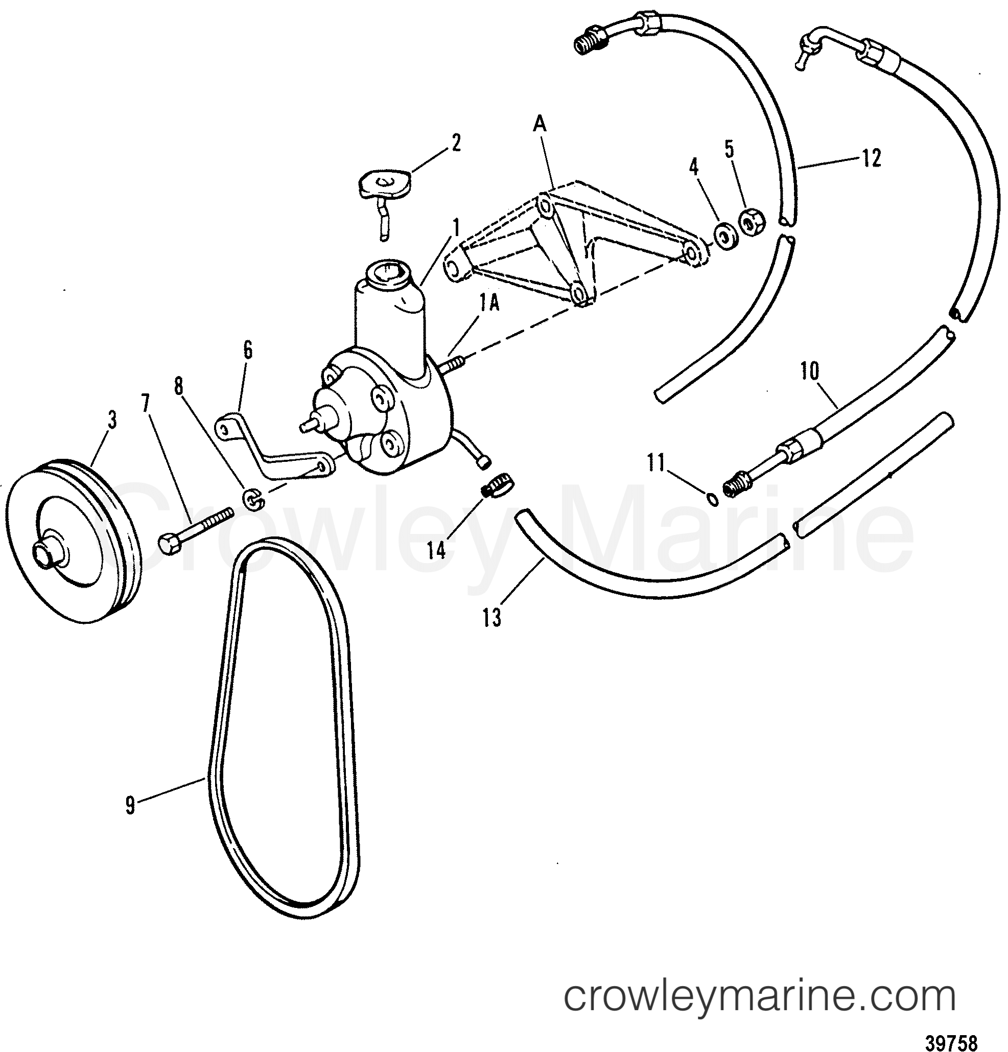 Power Steering Components