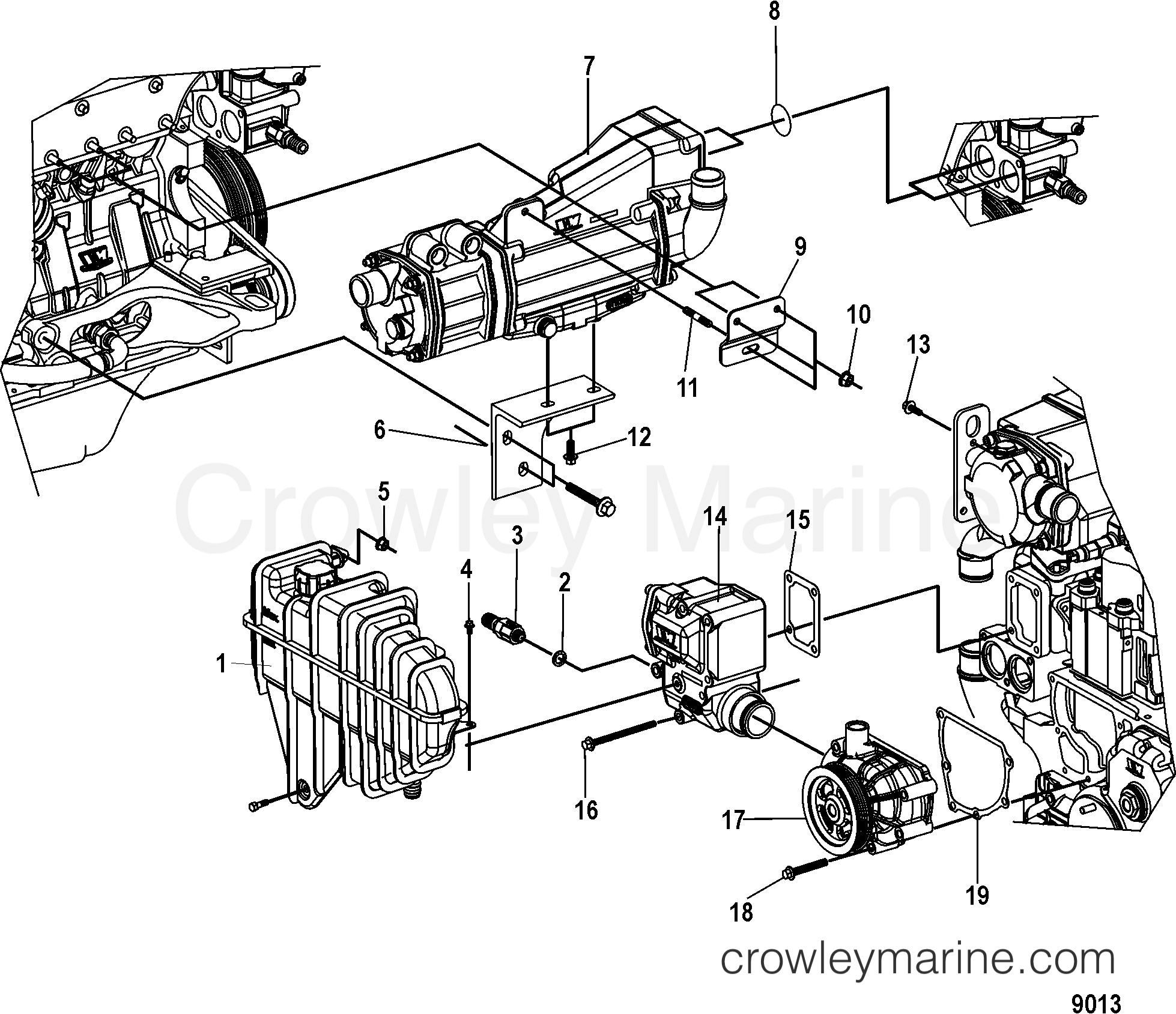 Cooling System Components