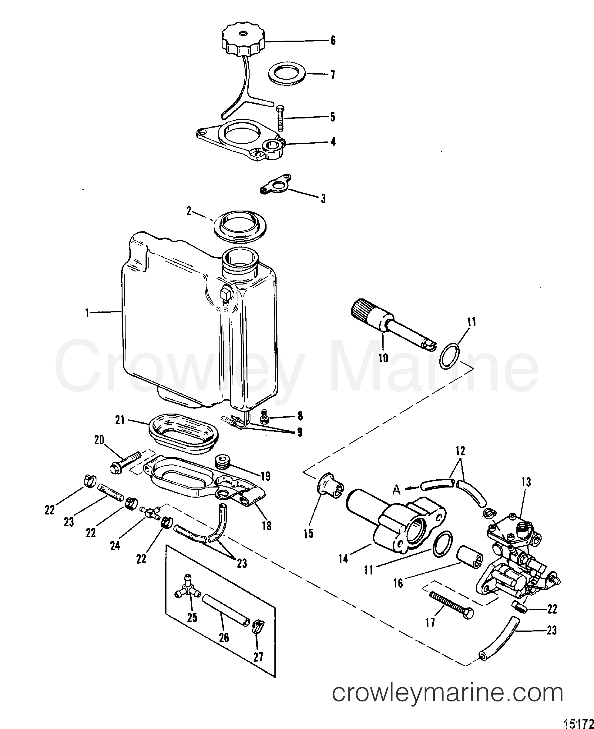 Oil Injection Components