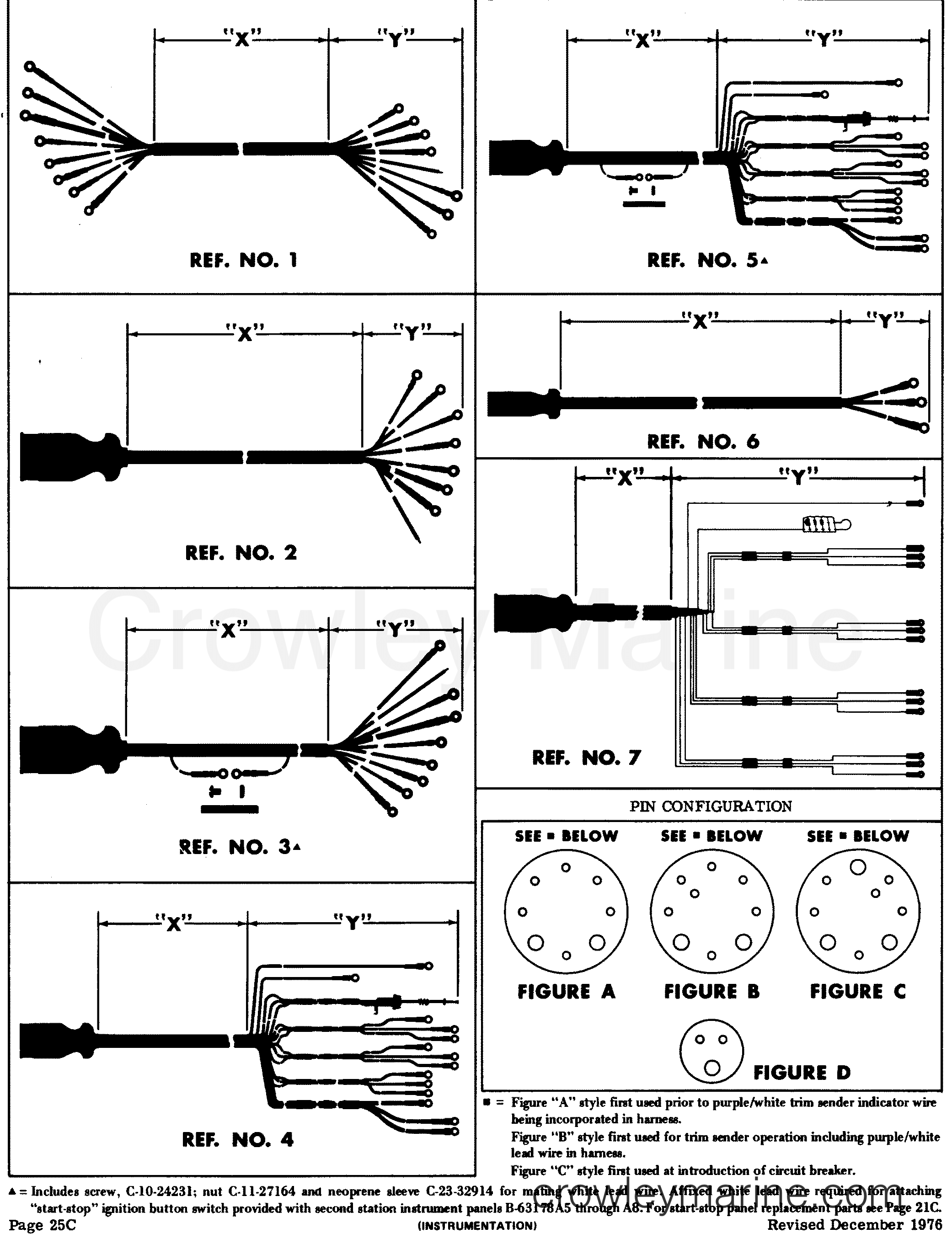 Six Pin Harness