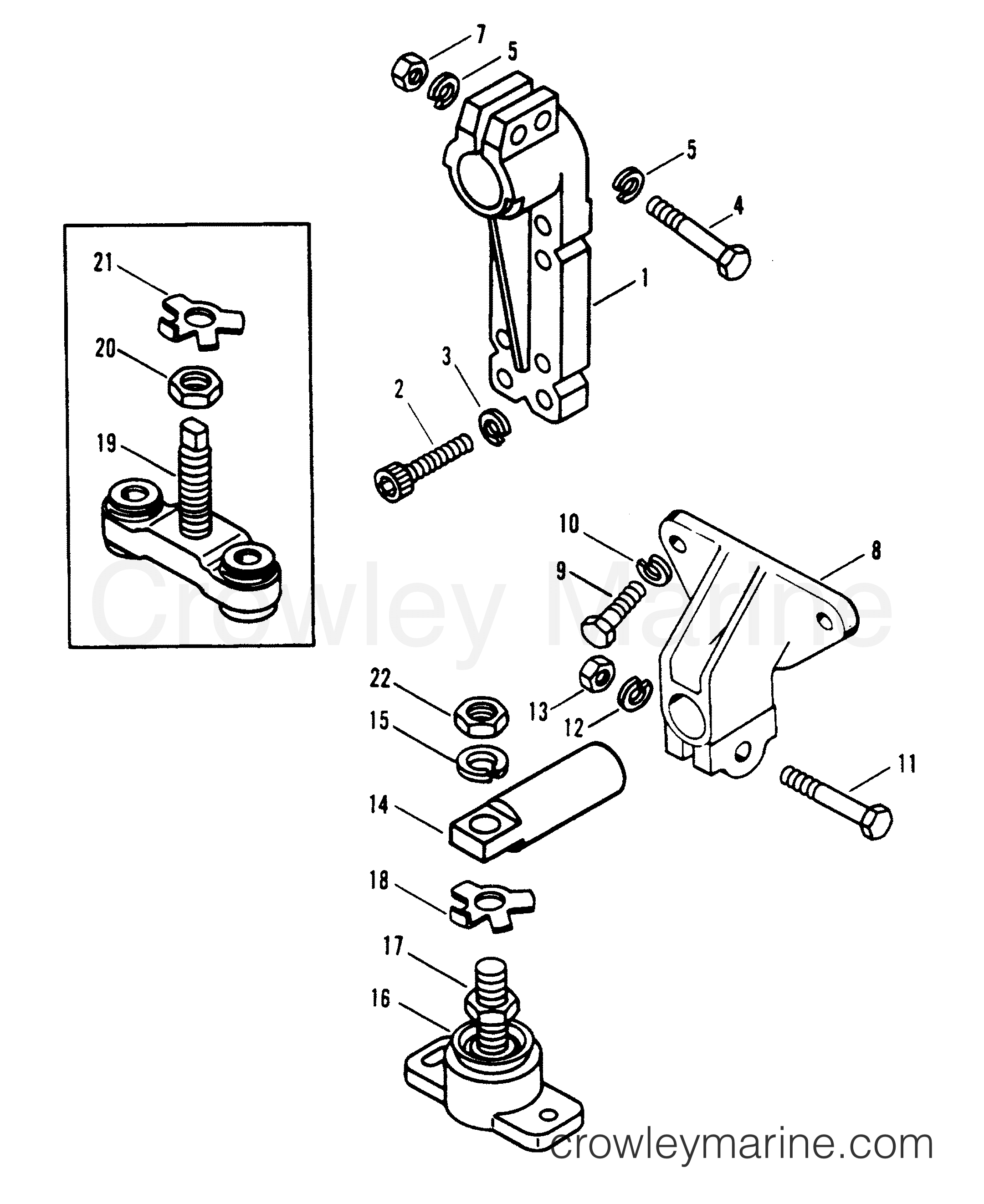 Transmission And Engine Mounting