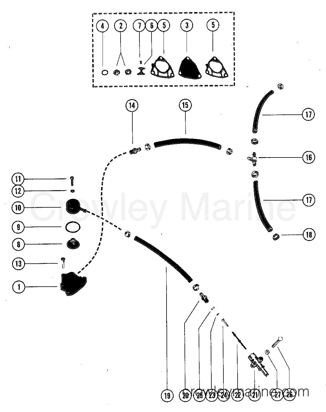 Fuel Pump And Fuel Lines