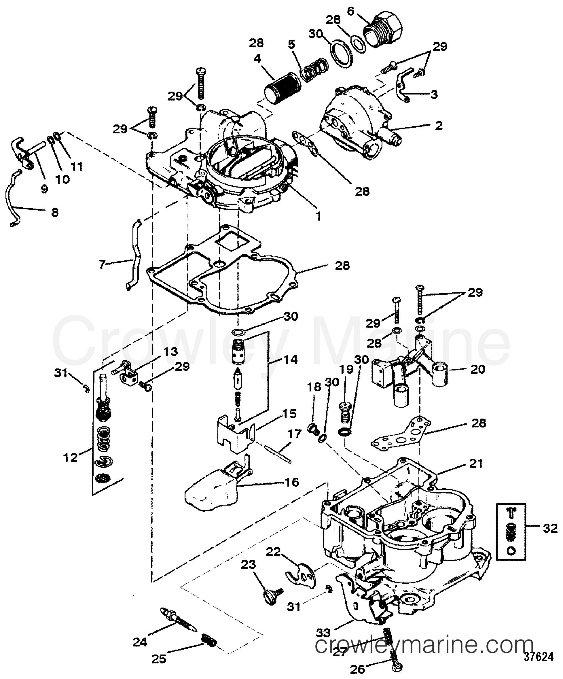 Carburetor Mercarb