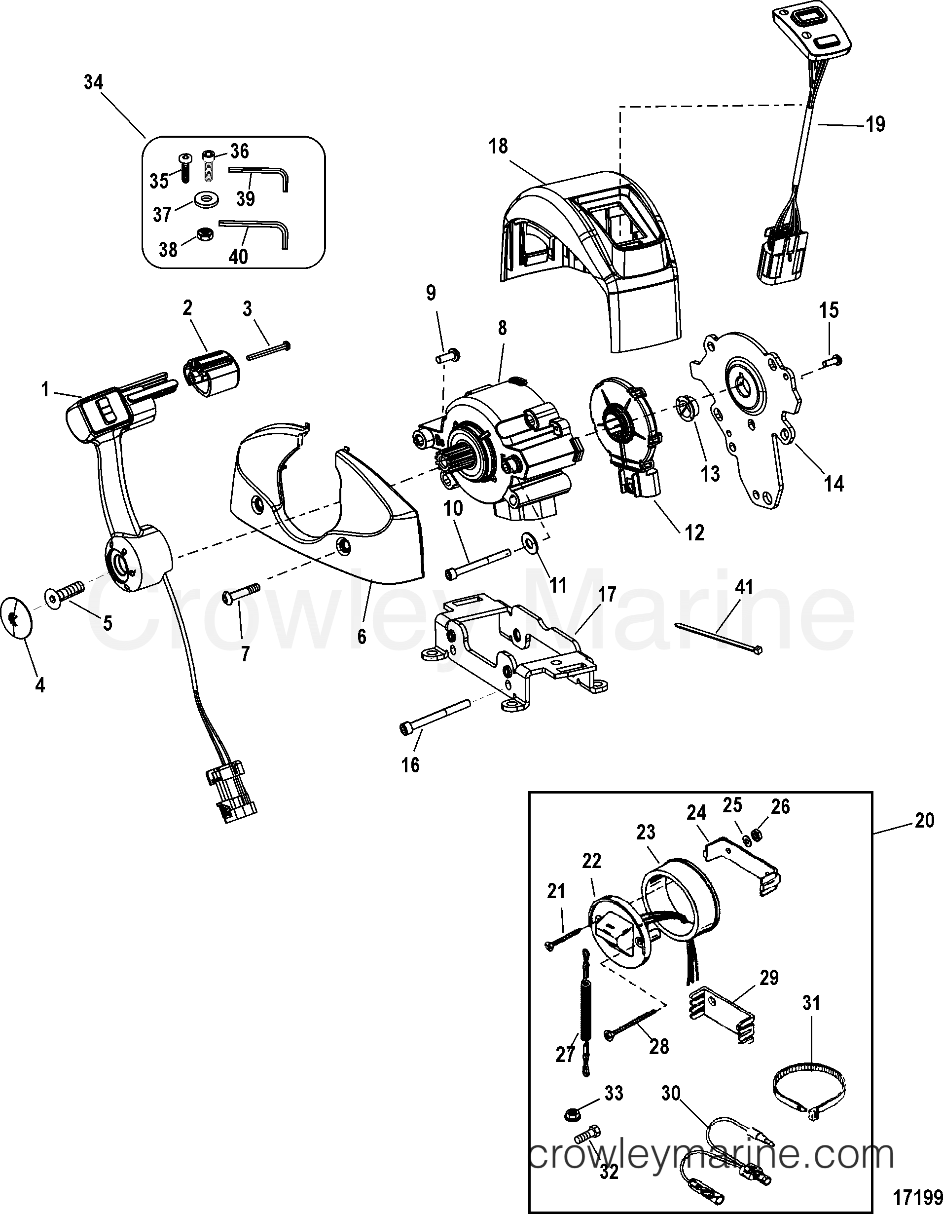 Omc Boat Ignition Wiring Diagram