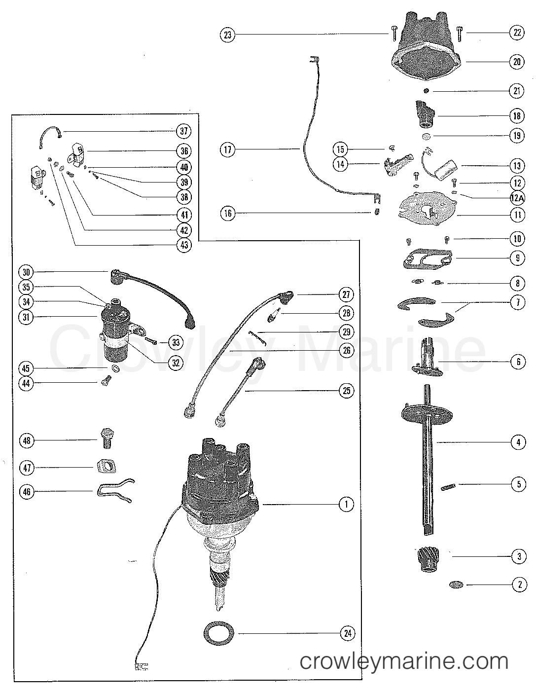 Mercruiser 140 Wiring Diagram