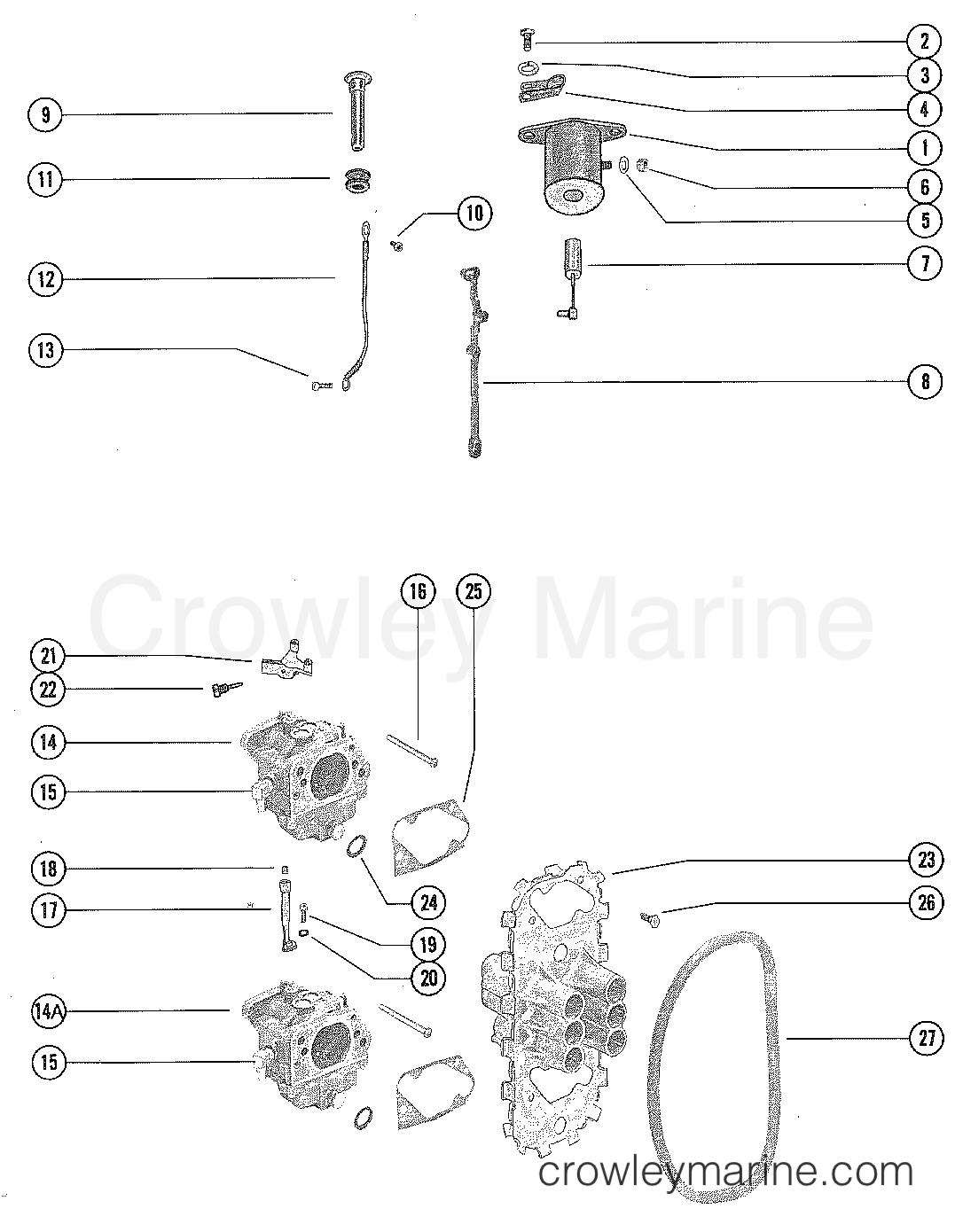 Carburetor Linkage