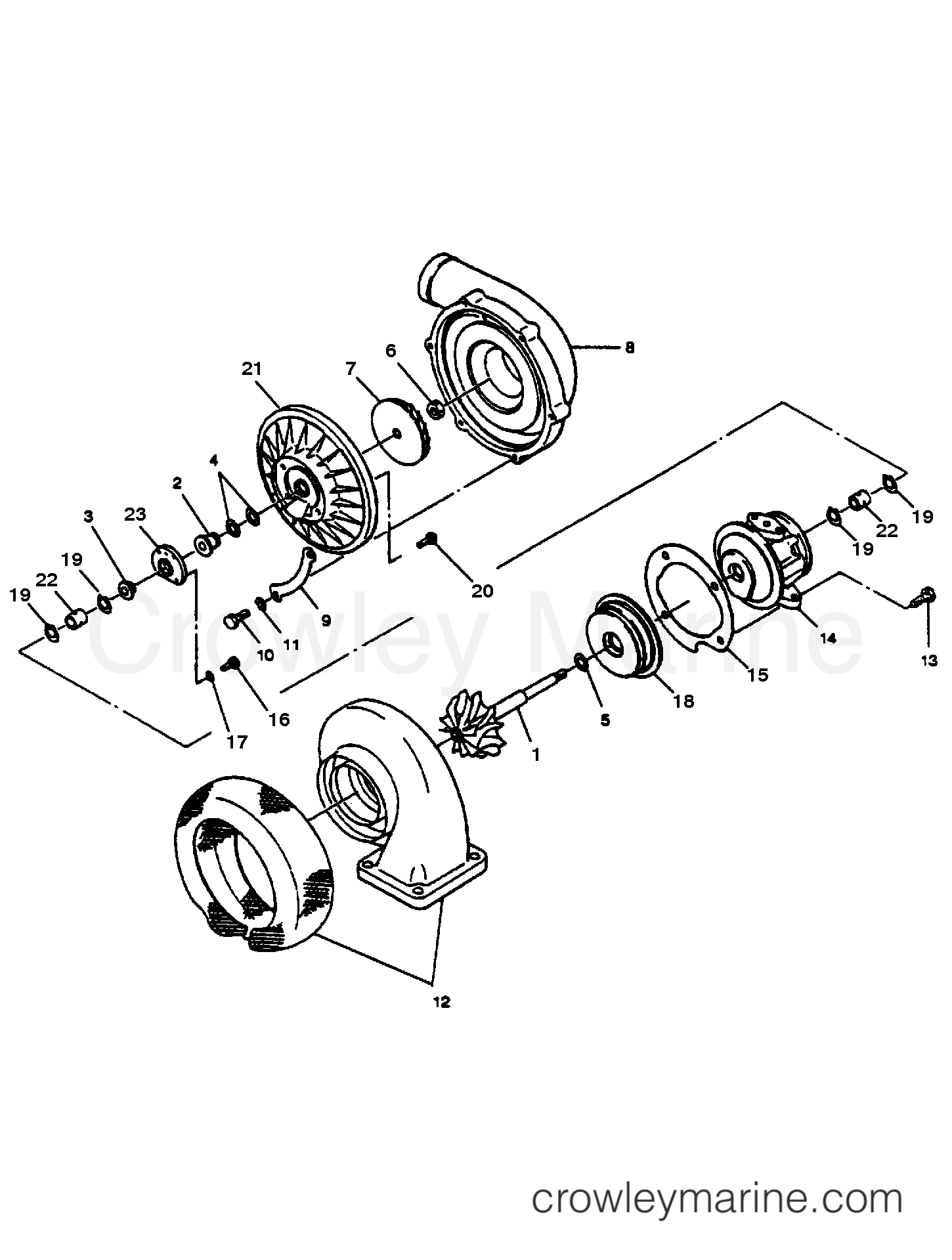 Turbocharger Assembly