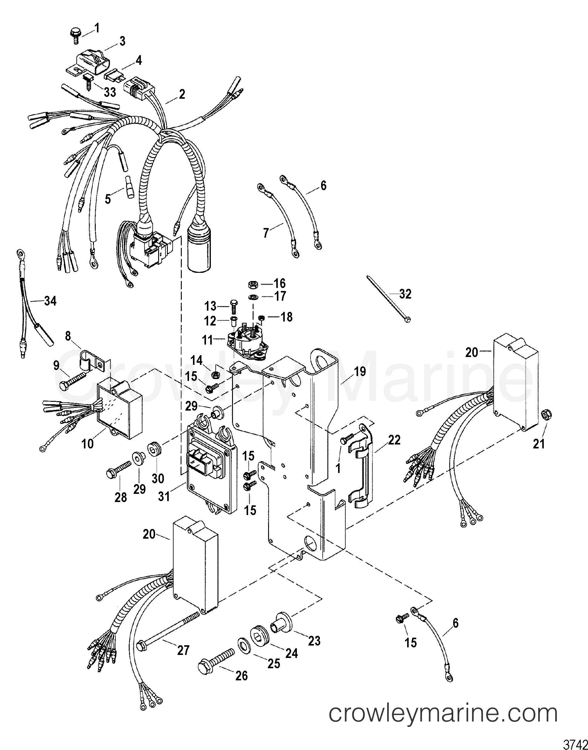 Electrical Components Ignition