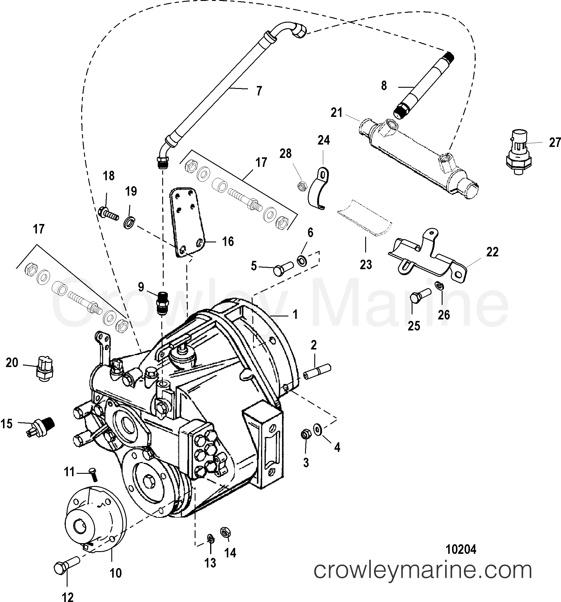 Transmission And Related Parts Borg Warner