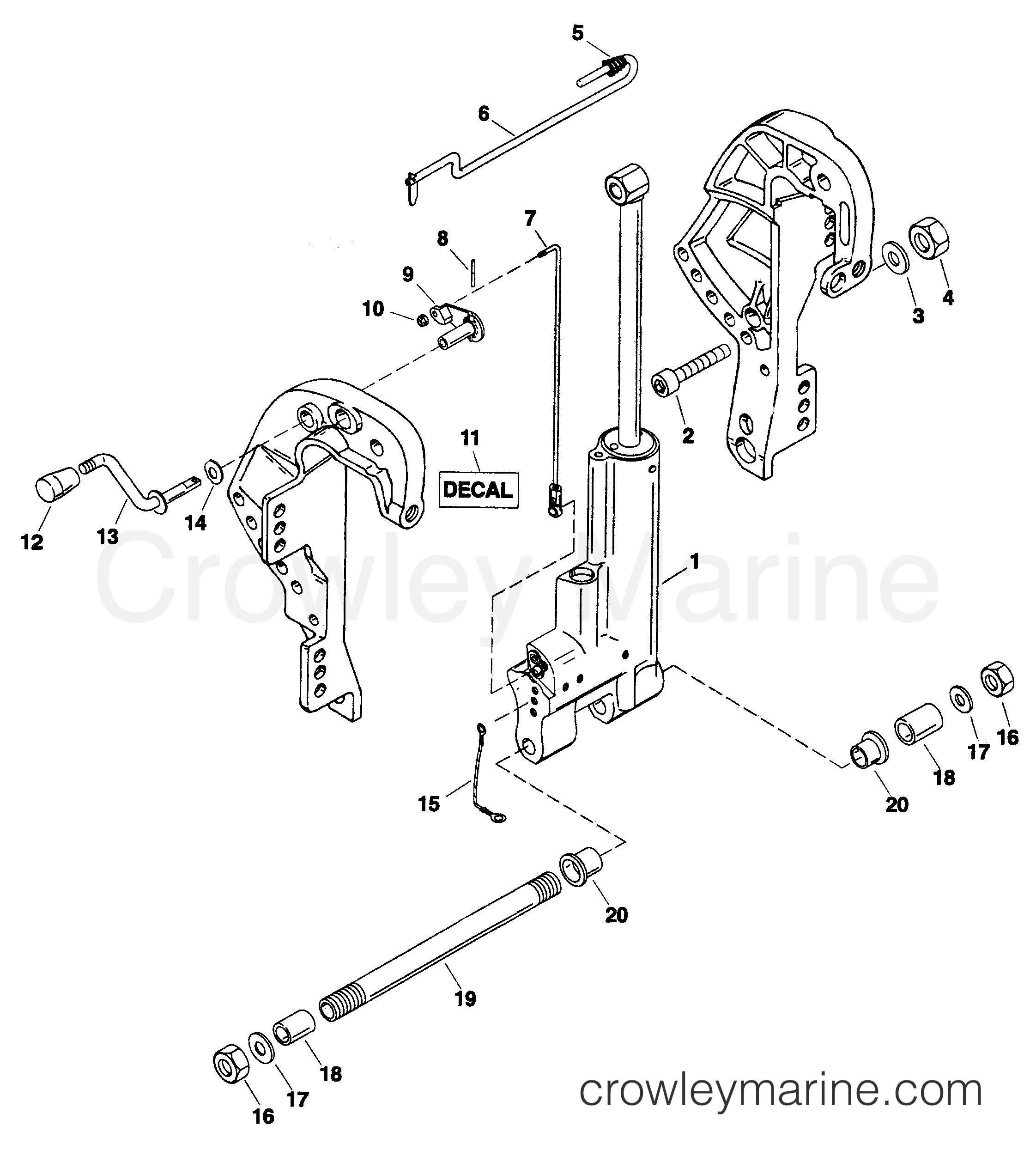 50 Hp Evinrude Wiring Diagram