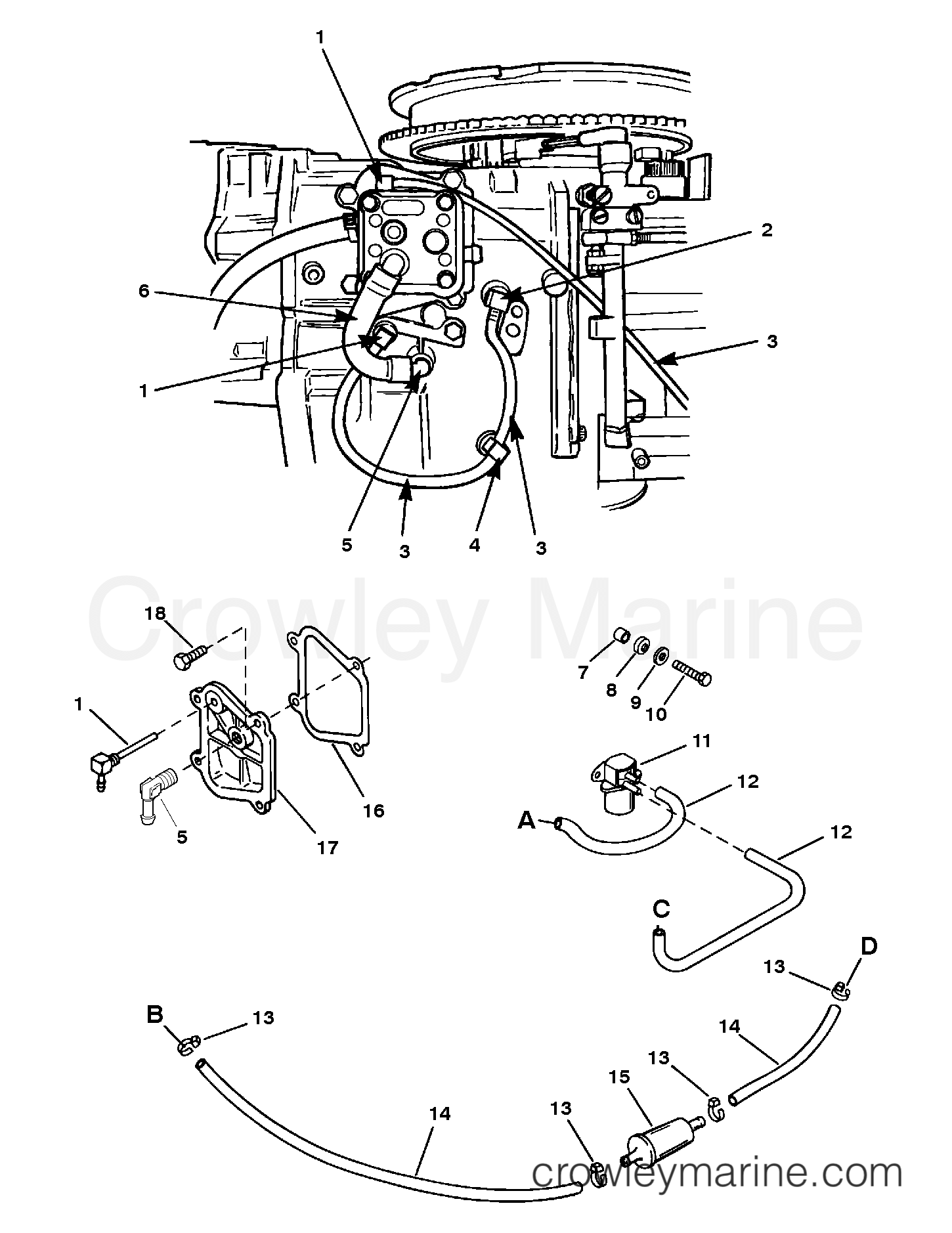 Recirculation And Prime System