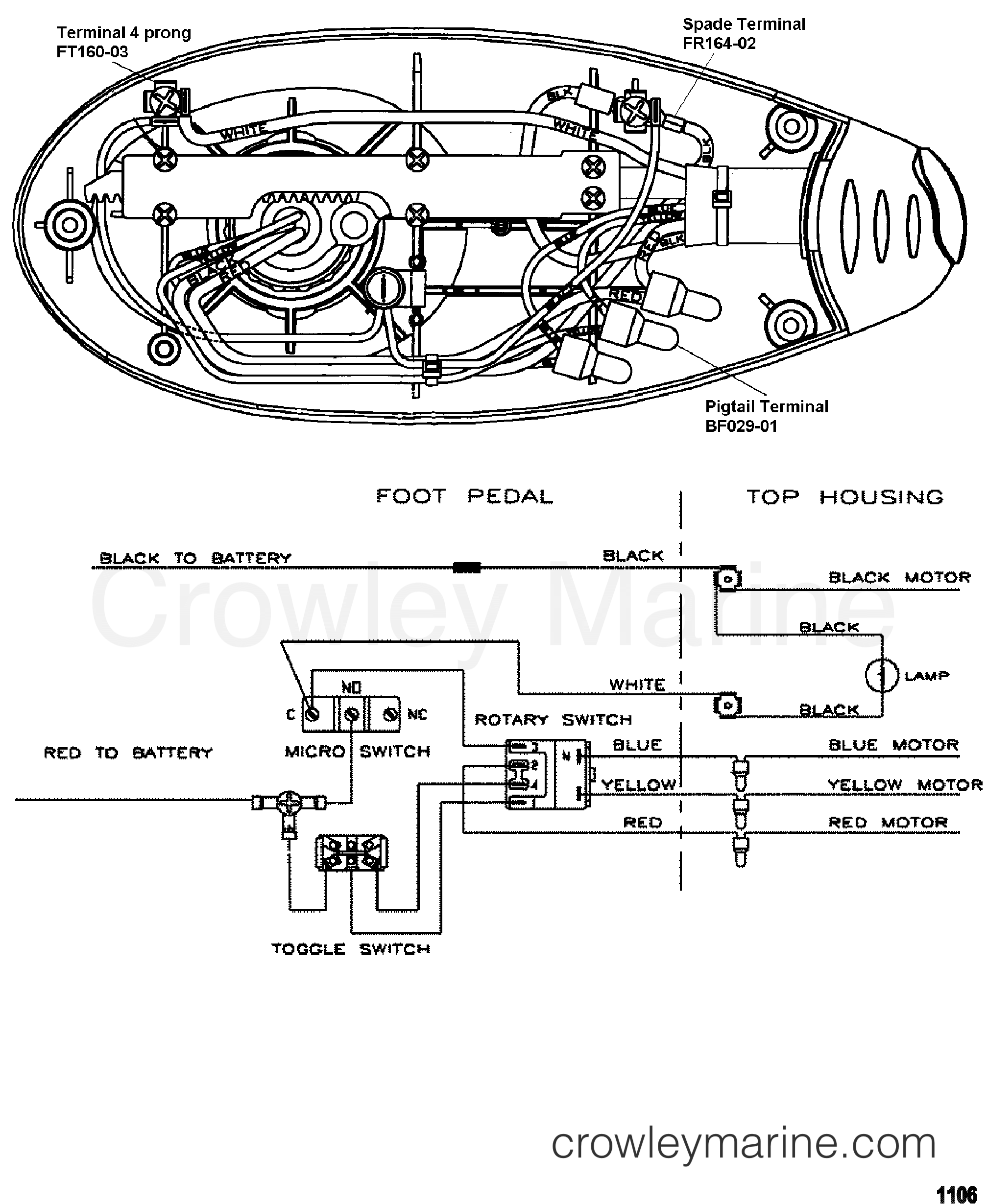 Wire Diagram Model Ef67 24 Volt