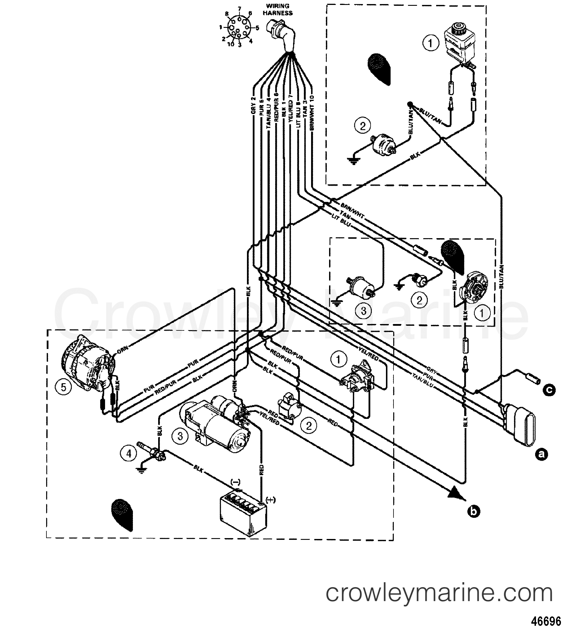 Mcm 165 Mercruiser Manual