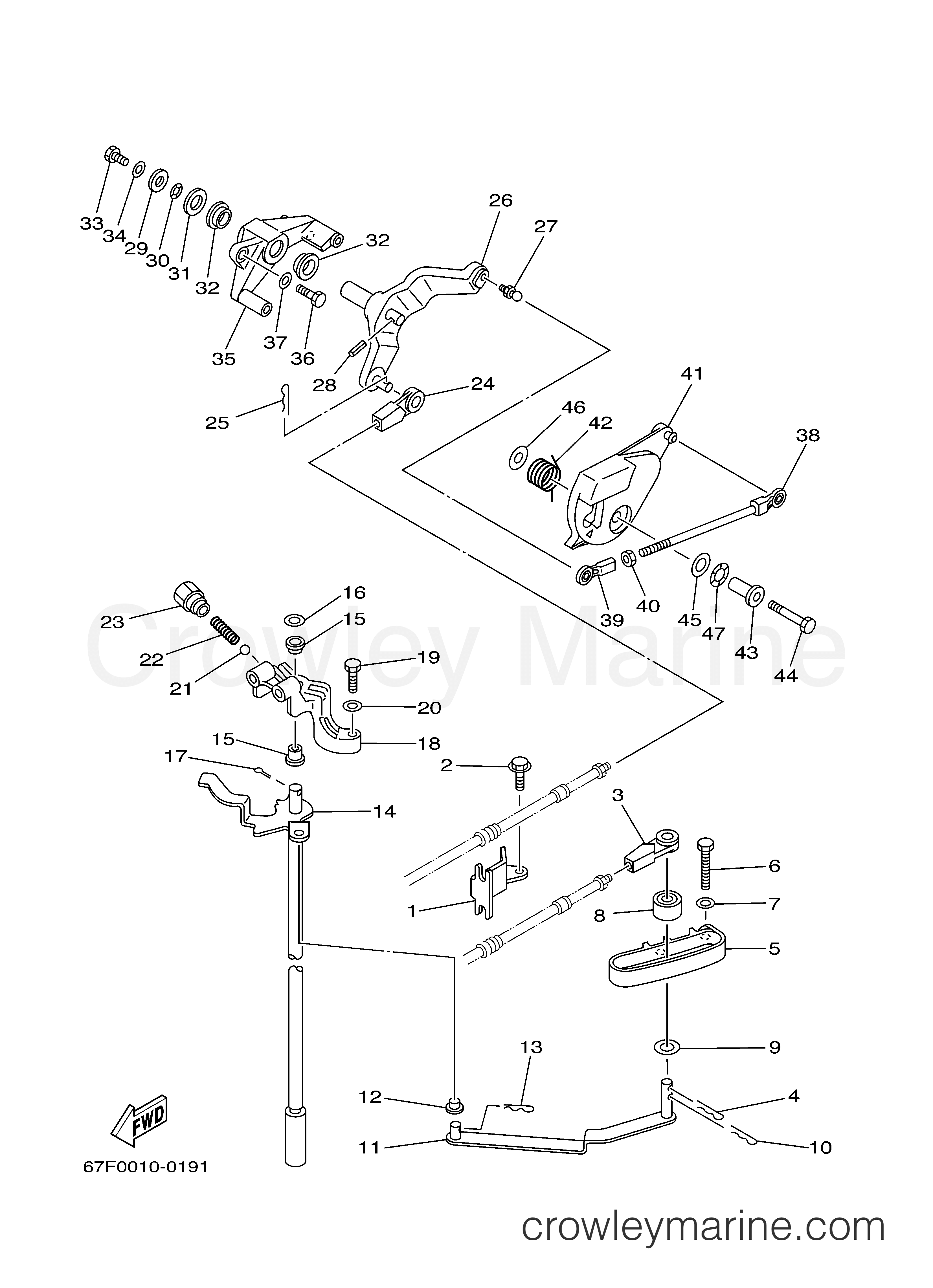 Yamaha Outboard Cooling System Diagram - Wiring Diagrams Dock