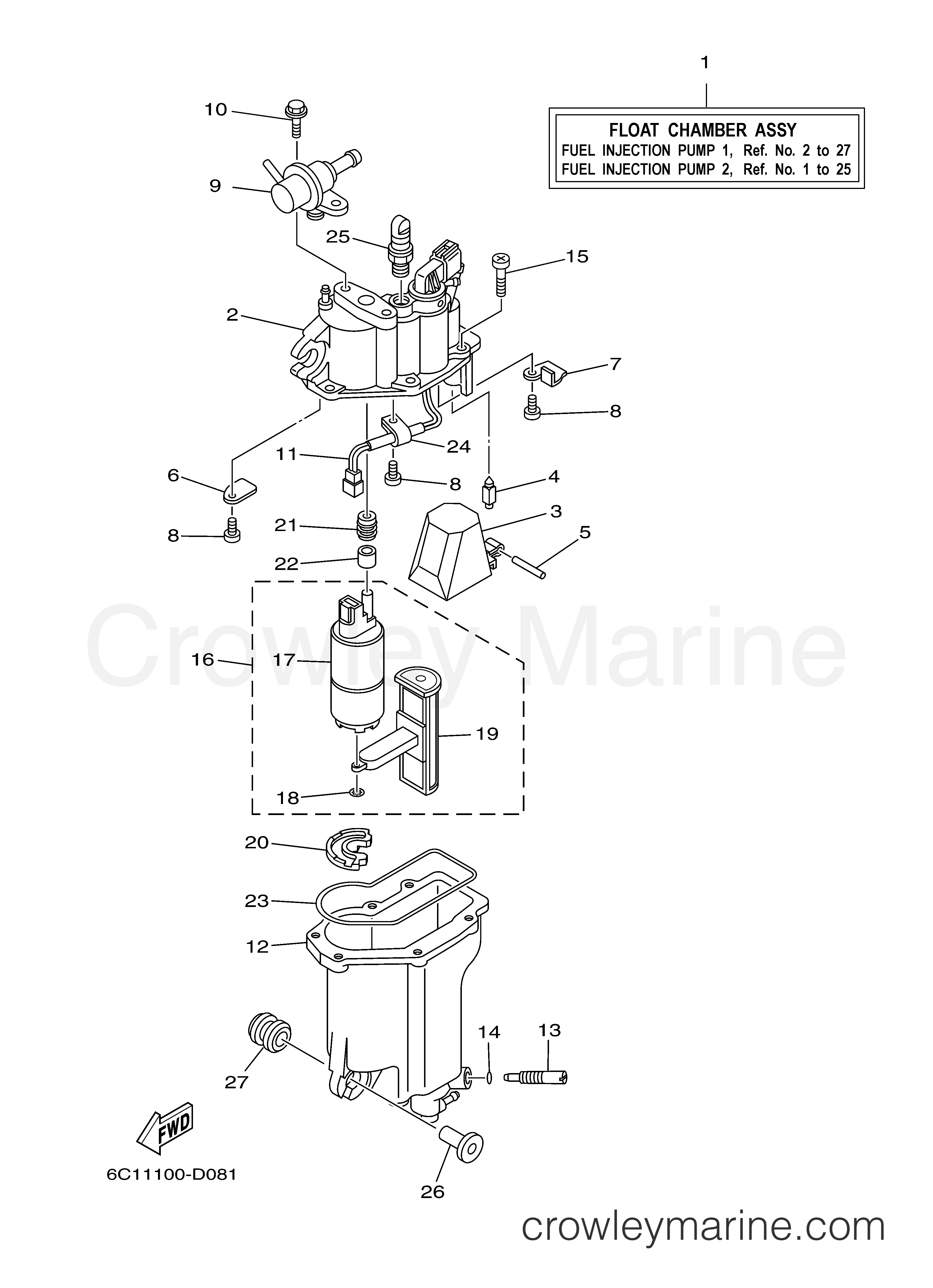 Fuel Injection Pump 1