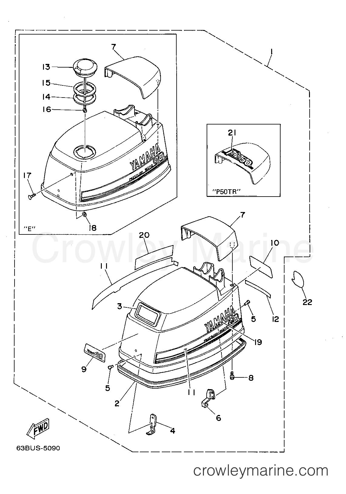 1995 Suzuki 40 Hp Outboard | Wiring Diagram Database