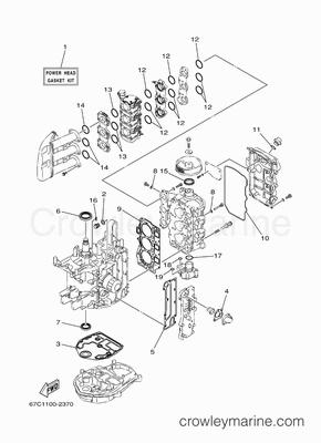 2003 Yamaha Outboard 40hp [F40ESRB]  Parts Lookup