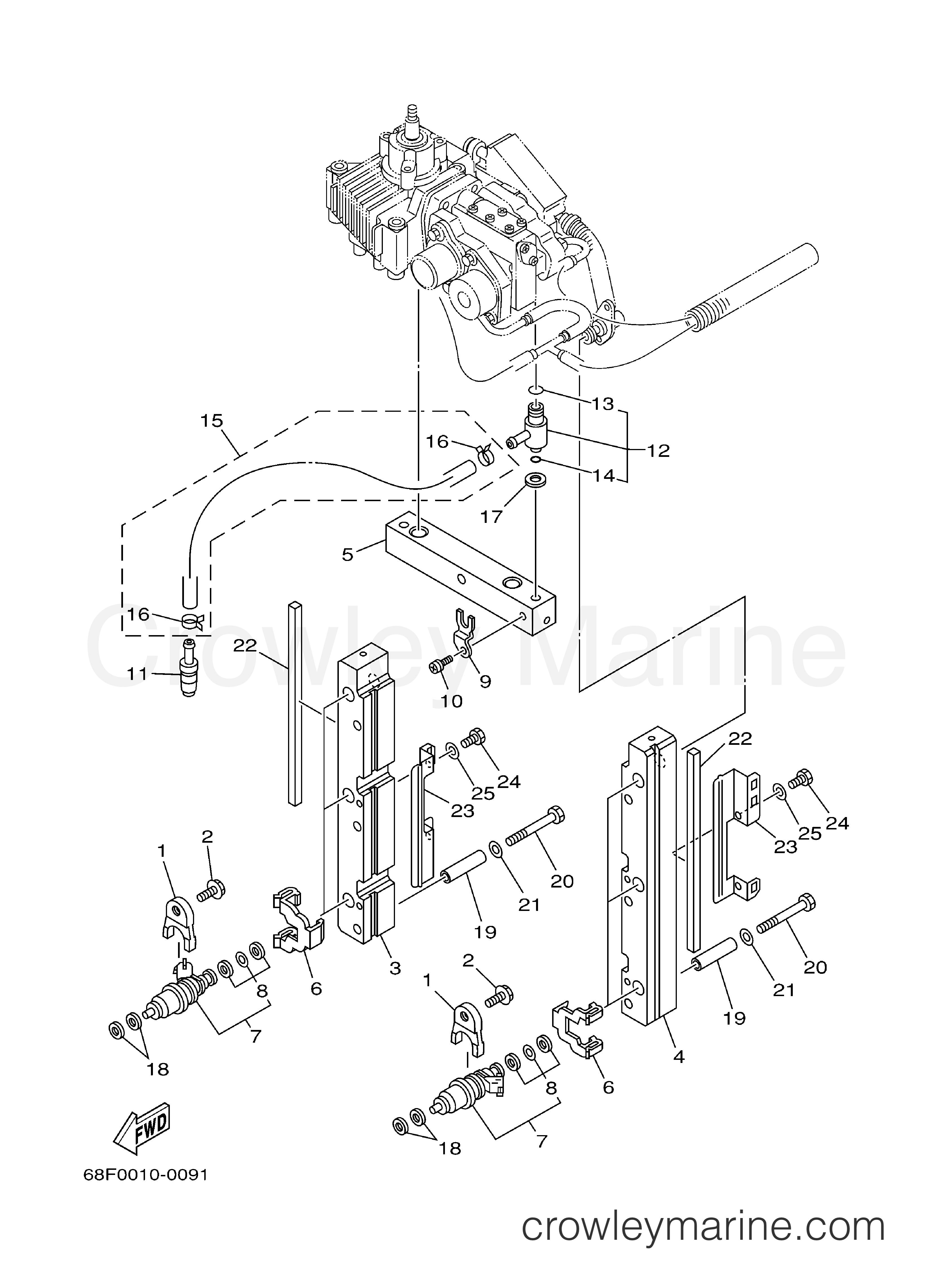 Fuel Injection Nozzle