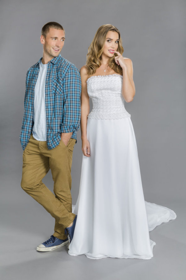 Cast Bridal Wave Hallmark Channel