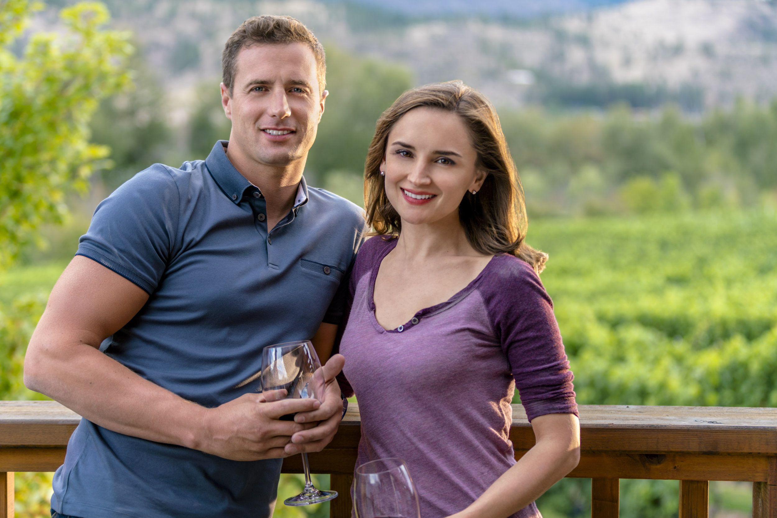Cast Autumn In The Vineyard Hallmark Channel