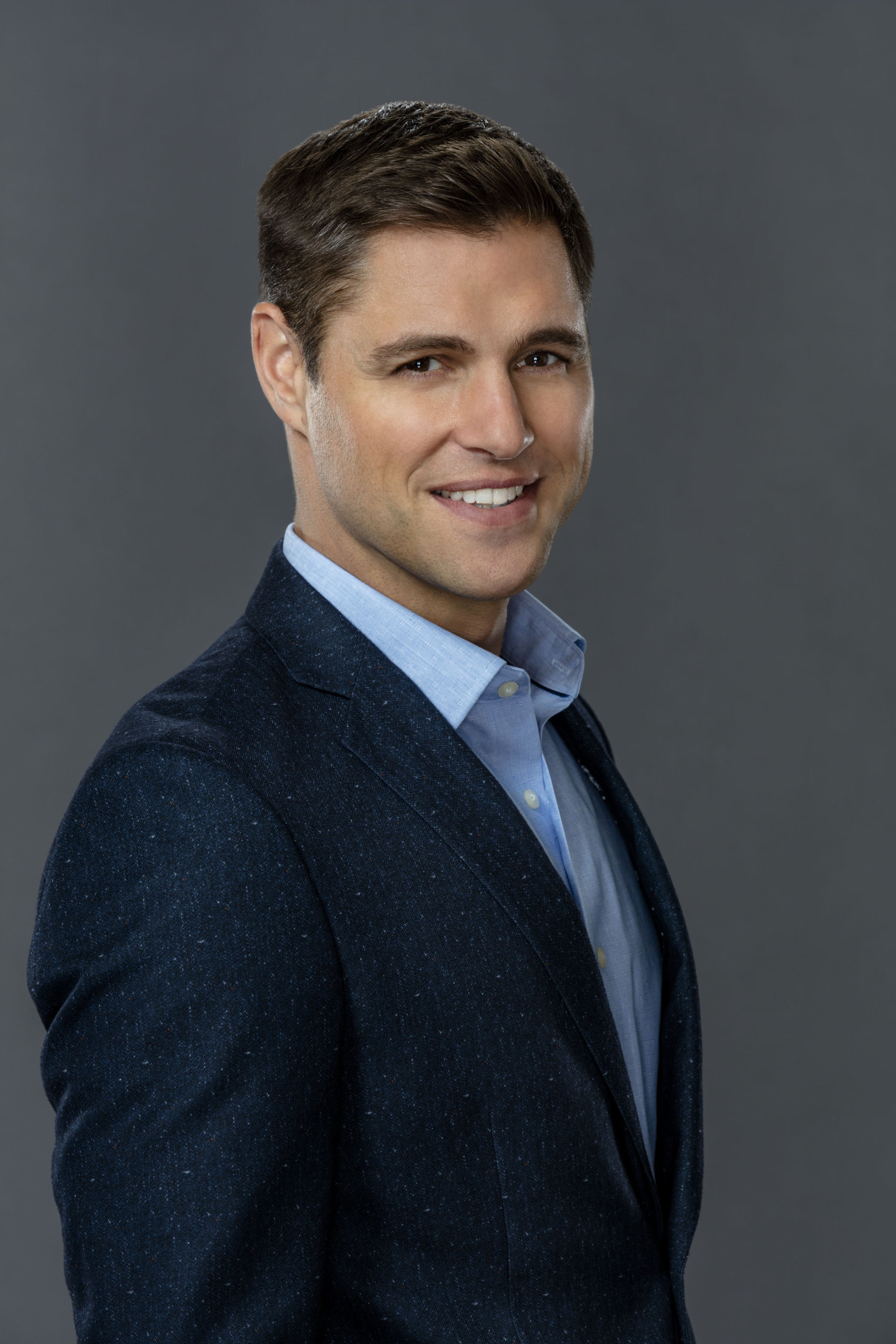 Sam Page As Brendan In All Things Valentine Hallmark