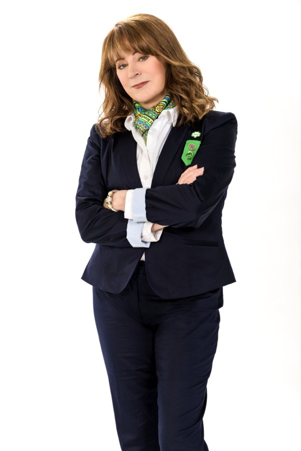 Patricia Richardson As Lola On Smart Cookies Hallmark